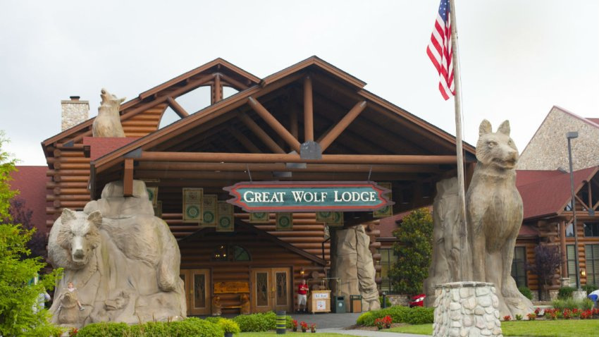 Great wolf lodge pic