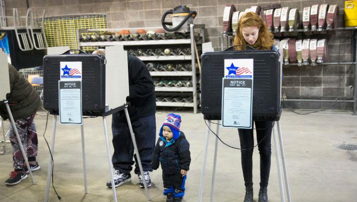 Illinois Election Day 2