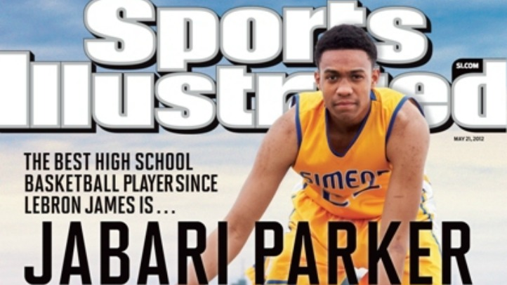 Jabari Parker - Sports Illustrated Cover