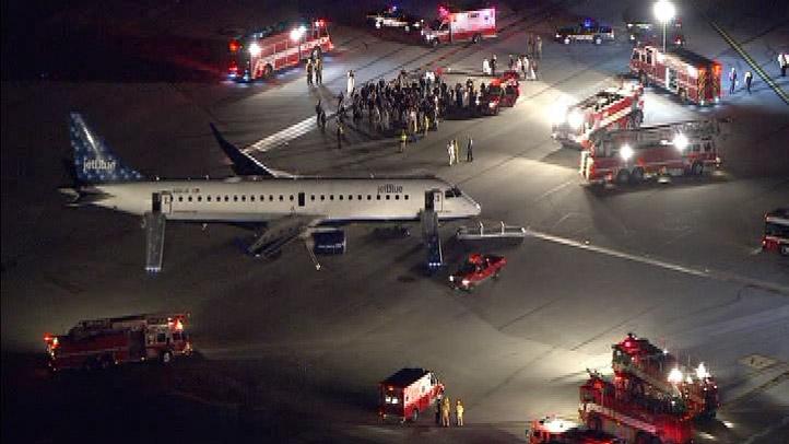 JetBlue BWI Emergency Landing