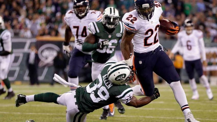 Bears Jets Football