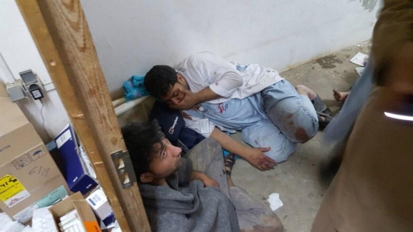 Kunduz hospital Bombings 1