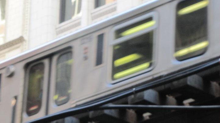 L Train in Motion
