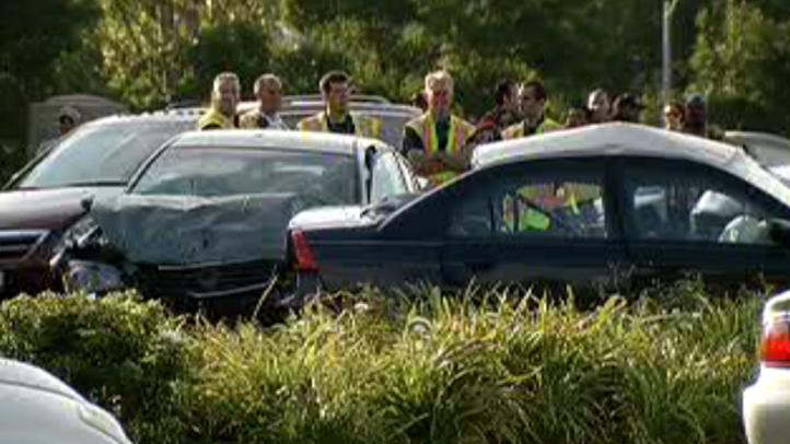 Lake Shore Drive Accident