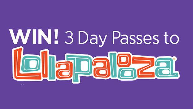 Lollapalooza Contest