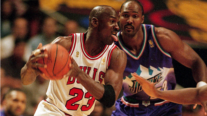 MJ and Mailman