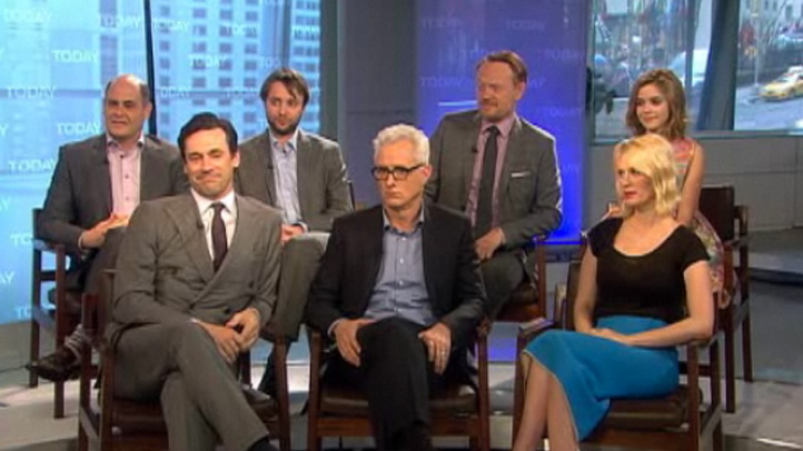 Mad Men Today show