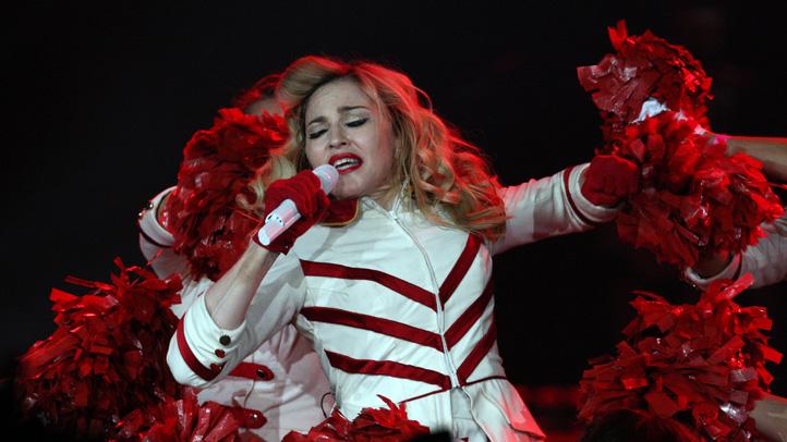 Russia Madonna