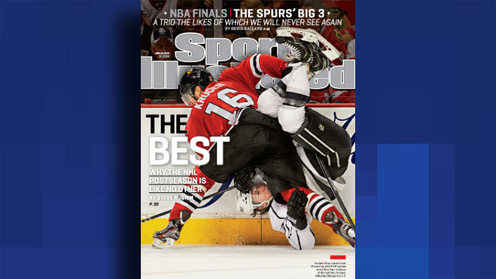 Marcus Kruger SI cover