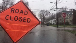 Middlebrook Road Closed