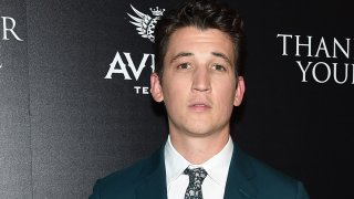 """In this Oct. 25, 2017, file photo, Miles Teller attends a screening of DreamWorks and Universal Pictures' """"Thank You for Your Service"""" hosted by The Cinema Society at The Landmark at 57 West in New York City."""