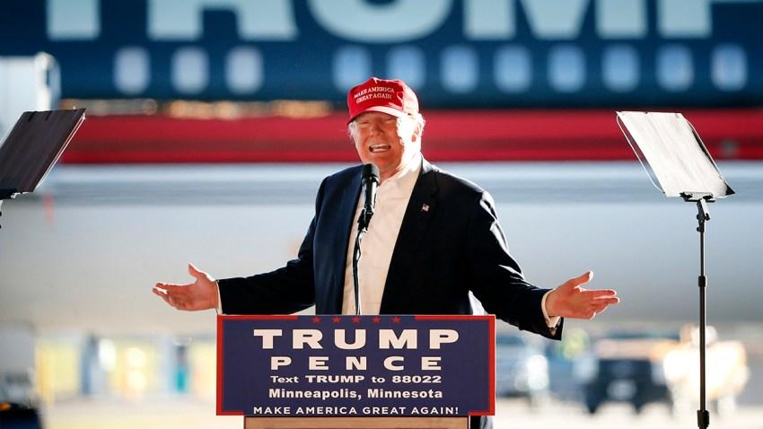 Election 2020 Trump Map