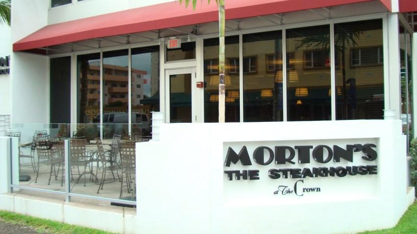 Morton's The Steakhouse Miami
