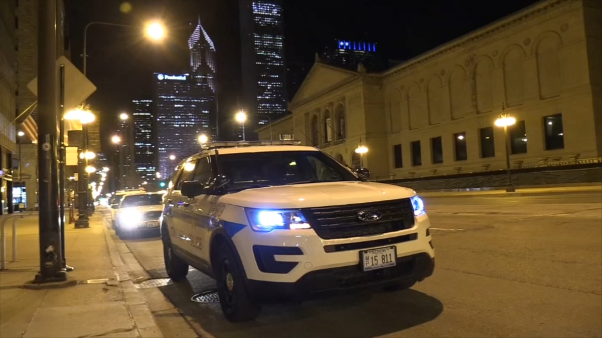 Two Armed Robberies Reported Within 10 Minutes in South Loop