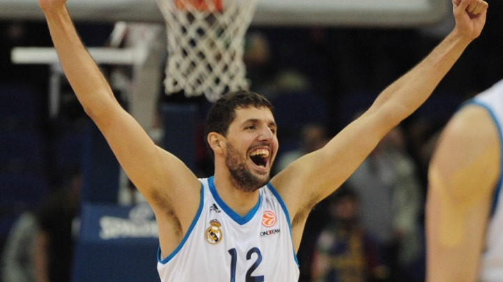 Nikola Mirotic MVP Euroleague