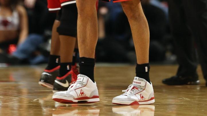 Noah's Feet 2
