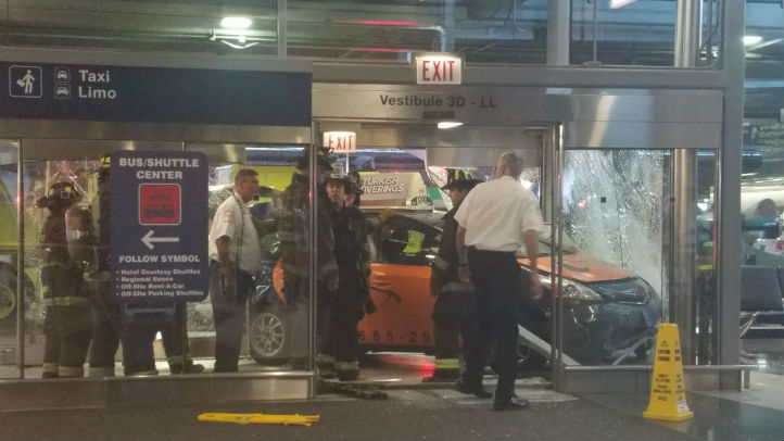 O'Hare crash