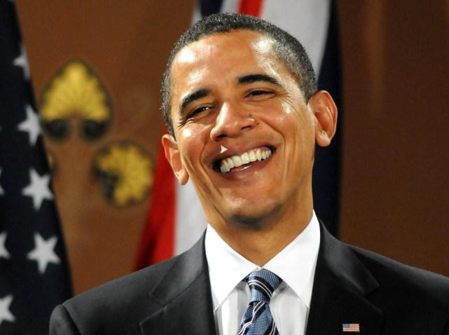 Obama smiling p1