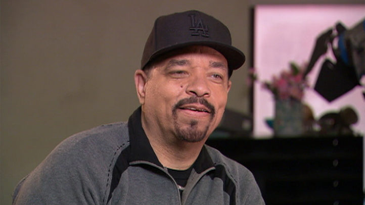 PHI SVU ice t raw interview connors