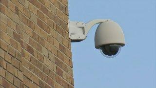 School Surveillance Camera