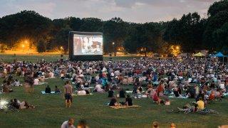 <b>Prospect Park Summer Movies</b>