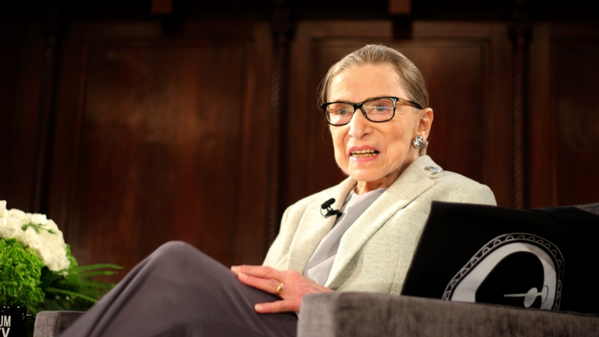 ADDITION The Notorious RBG