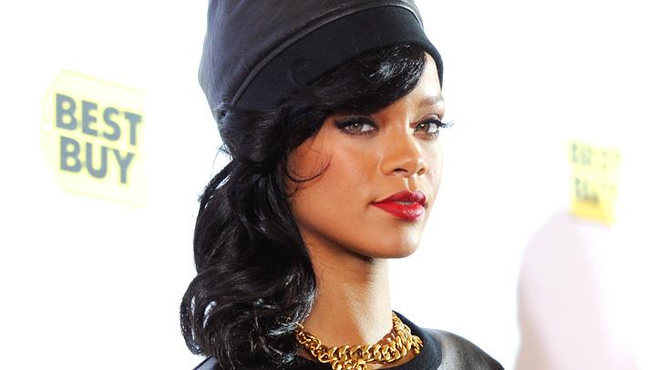 Rihanna Fan Meet and Greet