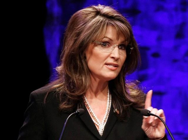 Sarah Palin Tea Party