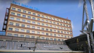 The Sant Joan de Du Hospital of Barcelona