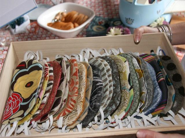 Sew-in-items