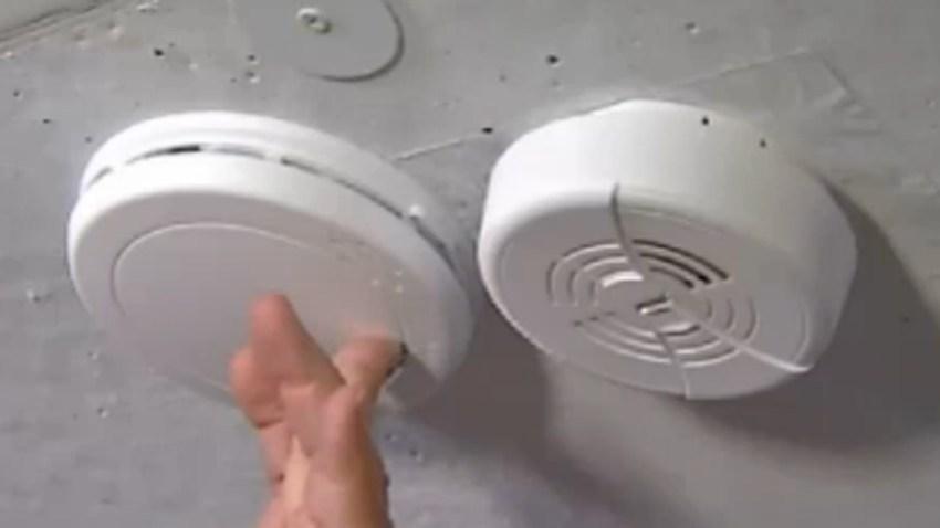 Smoke Detector Test