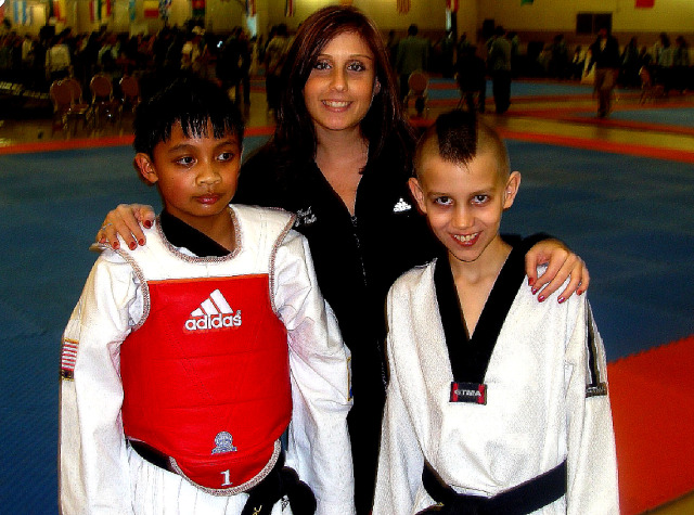 Tae Kwon Do Kids p1