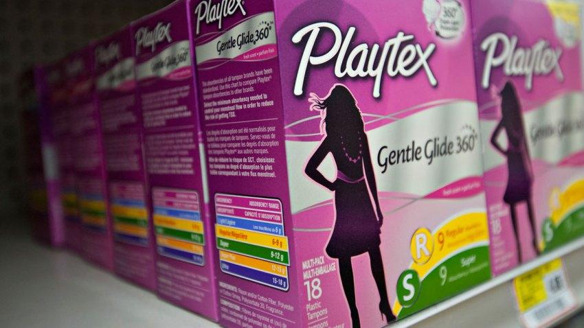 Tampons Playtex
