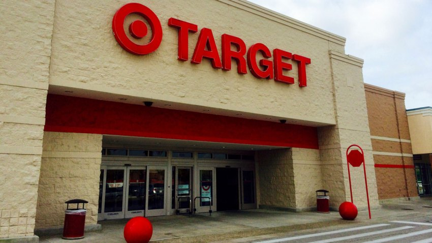 Target Store Sign
