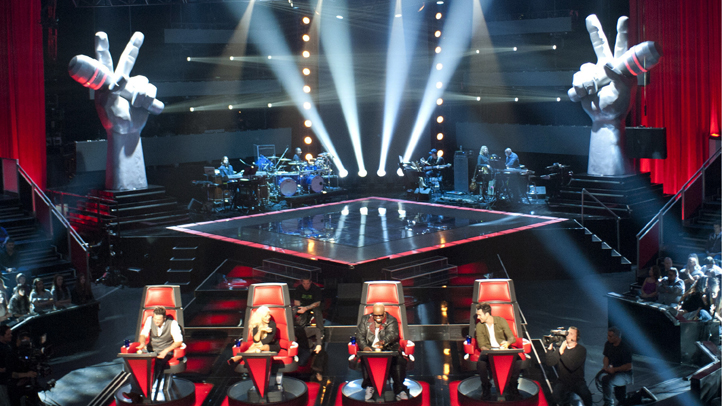 TV The Voice Facebook