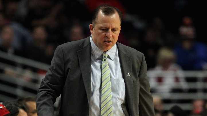 Thibs February Struggle