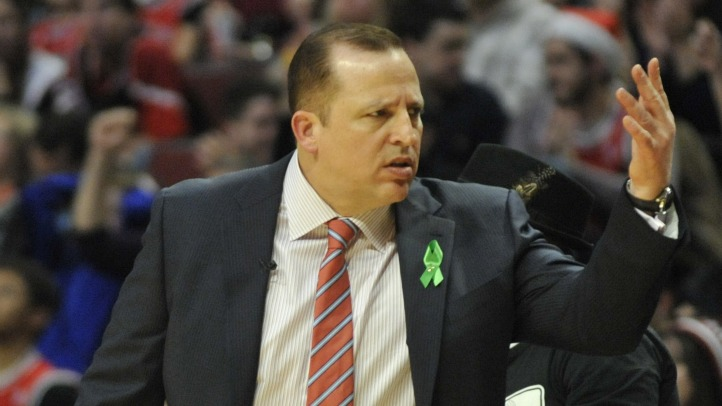 Thibs Gives Bulls Day Off