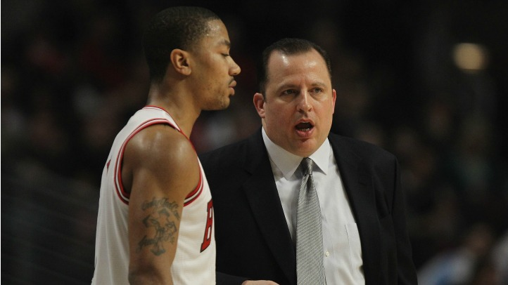 Thibs and DRose