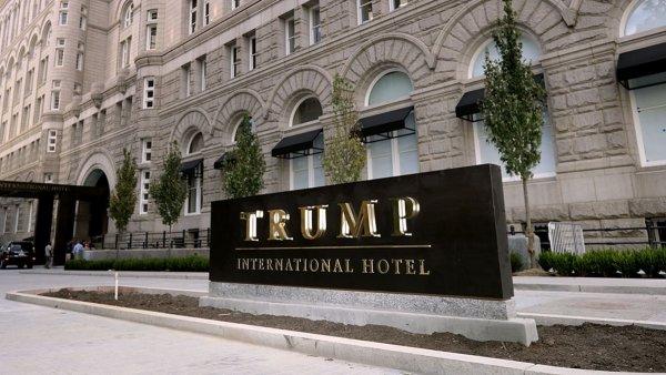 Trump Hotel Soft Open