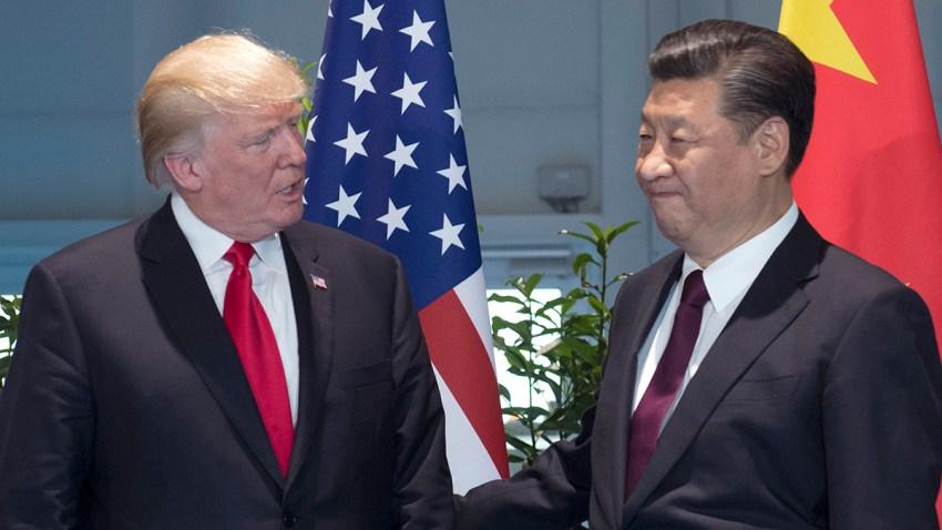 US-China-Trade Tension