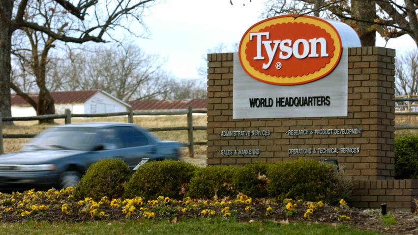Chlorine Leak Tyson Food