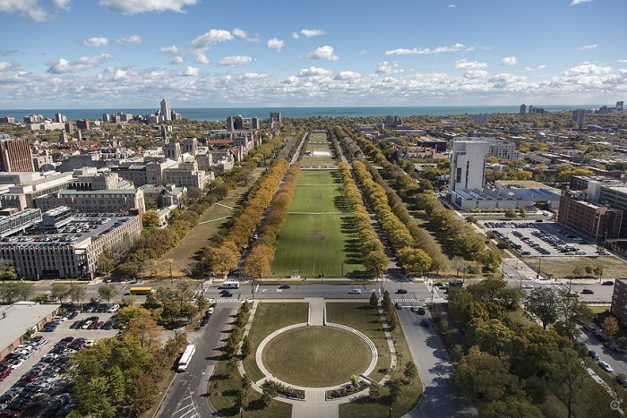 University of Chicago Campus p1