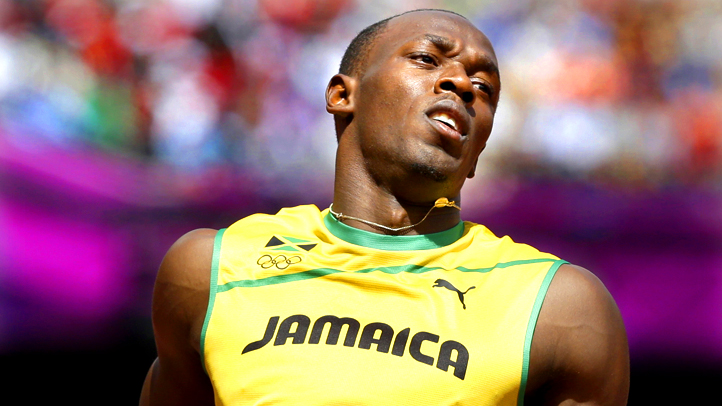 Bolt in the 100M Tops Sunday Olympics – NBC Chicago