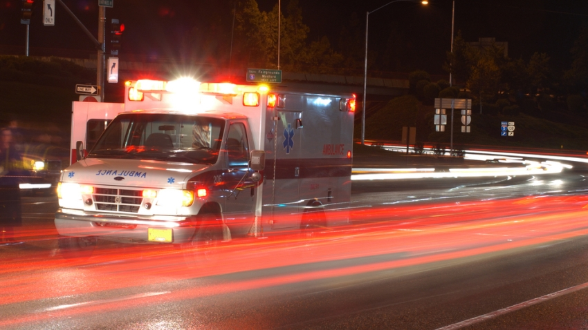 ambulance-highway-night-shutterstock_40380955
