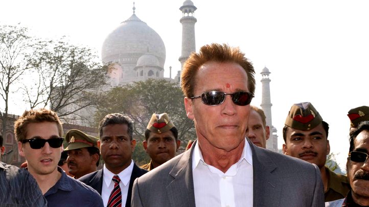 Arnold Schwarzenegger Bollywood