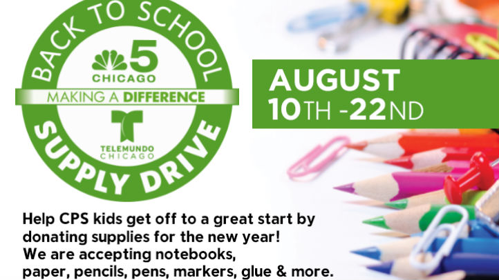 back to school drive new