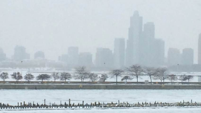 [UGCCHI-CJ]Chicago Winter Pics