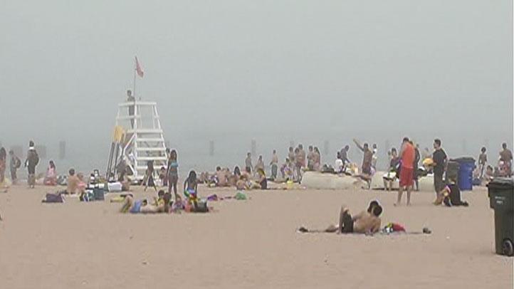 beach-fog
