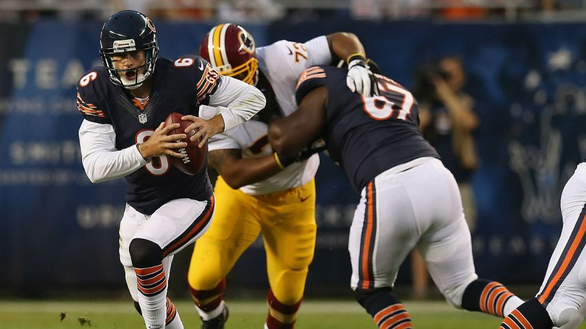 bears redskins 2012 getty