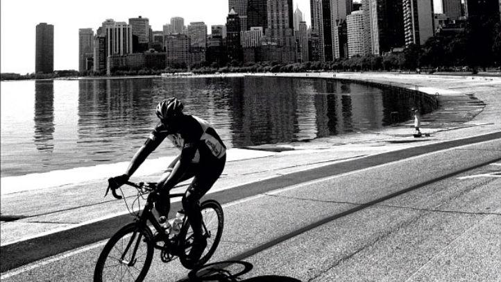 bike lake michigan